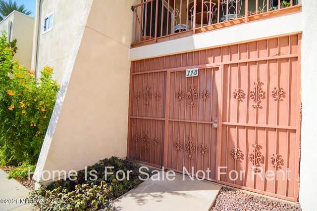 1600 N Wilmot Road #118, Tucson, AZ 85712 (#22124787) :: Kino Abrams brokered by Tierra Antigua Realty