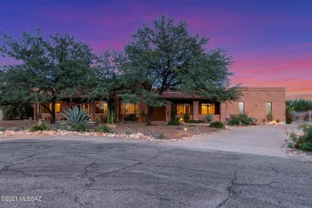 6320 N Placita De Rojelio, Tucson, AZ 85718 (#22124788) :: Tucson Property Executives