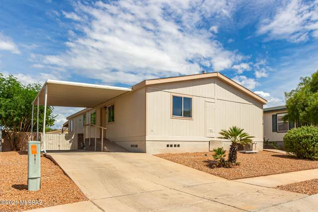 2871 E Cottonwood Club Lane, Tucson, AZ 85706 (#22124790) :: Tucson Property Executives