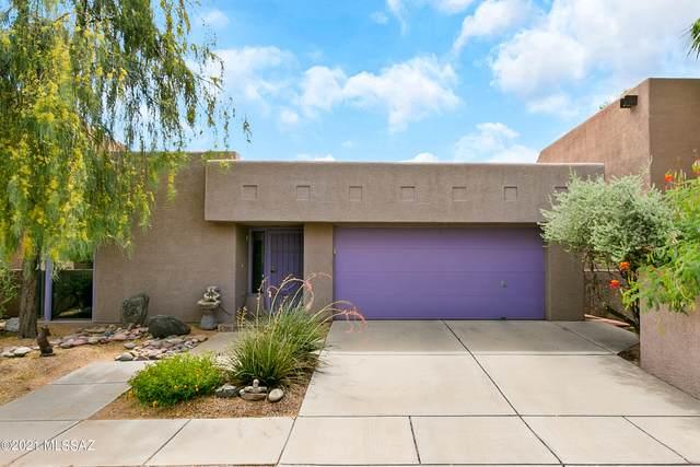 2152 E Gazania Lane, Tucson, AZ 85719 (#22124794) :: Kino Abrams brokered by Tierra Antigua Realty