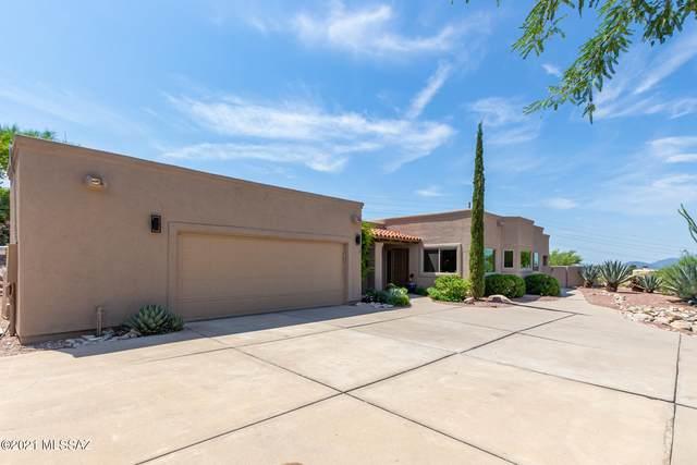 4859 N Circulo Bujia, Tucson, AZ 85718 (#22124796) :: AZ Power Team