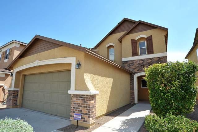 2755 W Greenstreak Drive, Tucson, AZ 85741 (#22124798) :: AZ Power Team