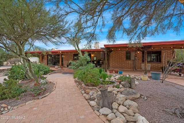 801 W Camino Desierto, Tucson, AZ 85704 (#22124841) :: The Dream Team AZ