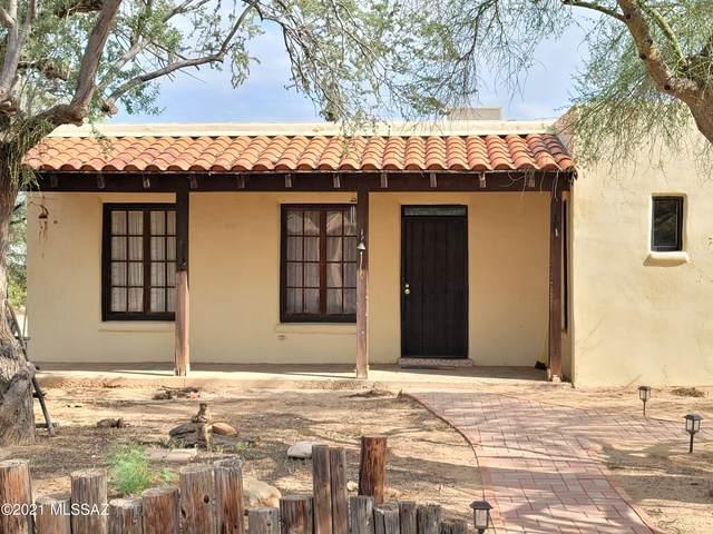 11900 W Orange Grove Road, Tucson, AZ 85743 (#22124879) :: Long Realty - The Vallee Gold Team