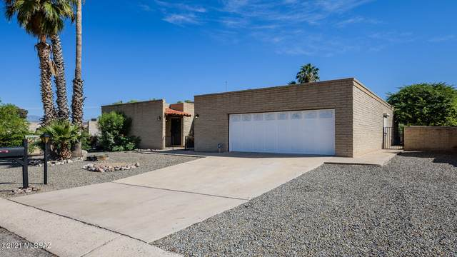 8507 E Pine Valley Drive, Tucson, AZ 85710 (#22124880) :: Long Realty - The Vallee Gold Team