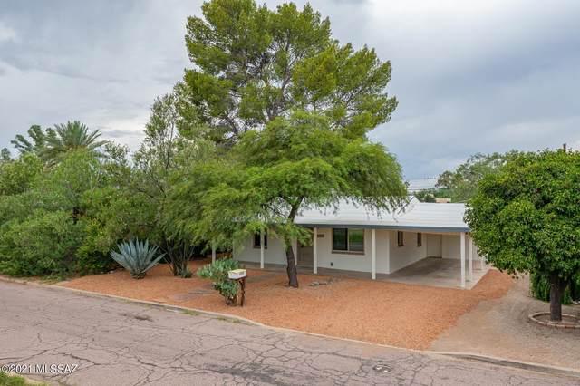 2607 N Wilson Avenue, Tucson, AZ 85719 (#22124921) :: The Dream Team AZ