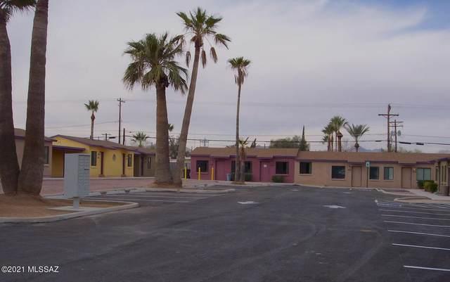 2115 N Oracle Road, Tucson, AZ 85705 (#22124956) :: AZ Power Team