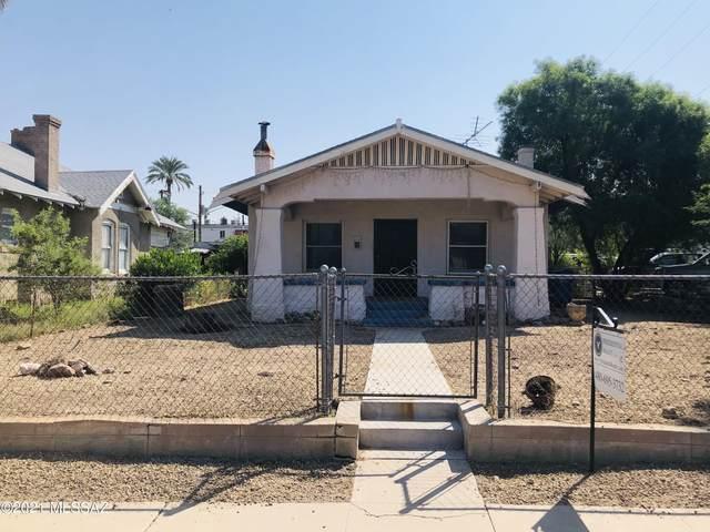 826 N 7Th Avenue, Tucson, AZ 85705 (#22124975) :: AZ Power Team