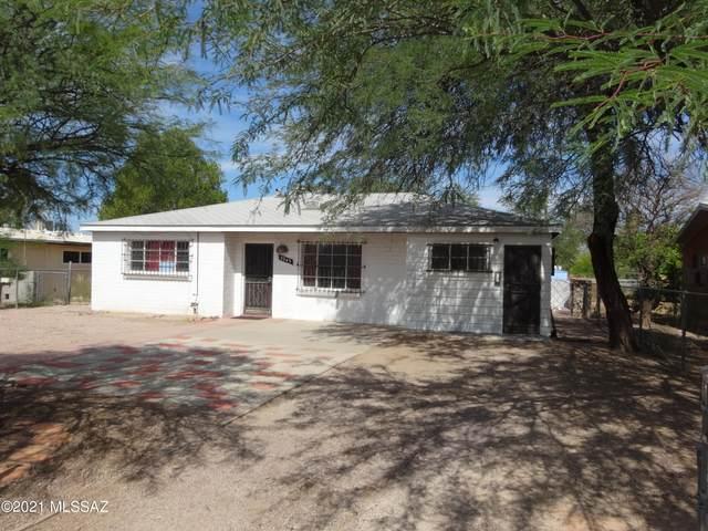 2243 E Beverly Drive, Tucson, AZ 85719 (#22125034) :: Kino Abrams brokered by Tierra Antigua Realty