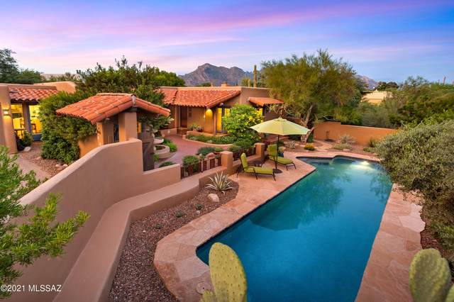 6841 N Palermo Way, Tucson, AZ 85704 (#22125039) :: Elite Home Advisors   Keller Williams