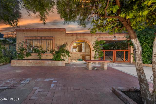 1356 W Saint Marys Road, Tucson, AZ 85745 (#22125043) :: Kino Abrams brokered by Tierra Antigua Realty