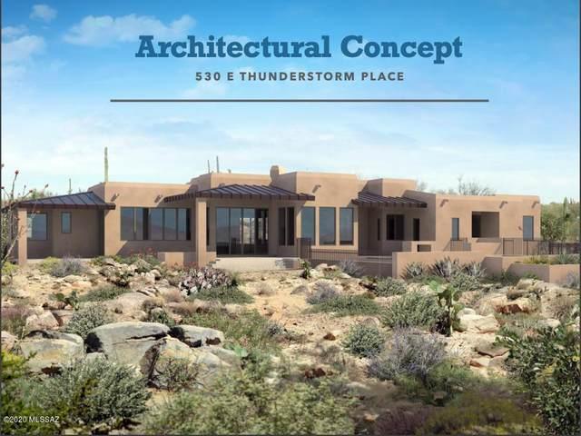 530 E Thunderstorm Place #116, Oro Valley, AZ 85755 (#22125051) :: Elite Home Advisors | Keller Williams