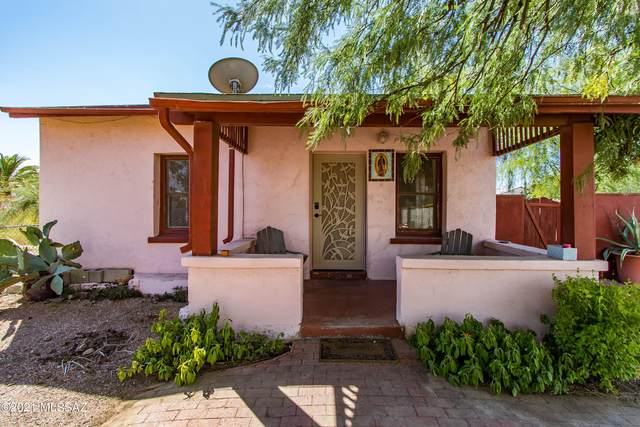 433 W Rosales Street, Tucson, AZ 85701 (#22125073) :: The Dream Team AZ