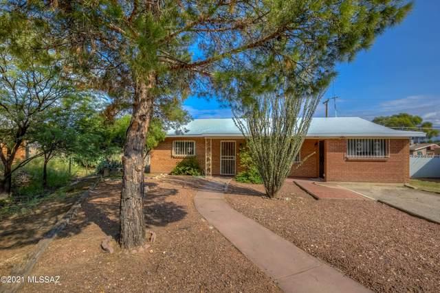 805 E Sequoyah Street, Tucson, AZ 85719 (#22125096) :: Tucson Real Estate Group