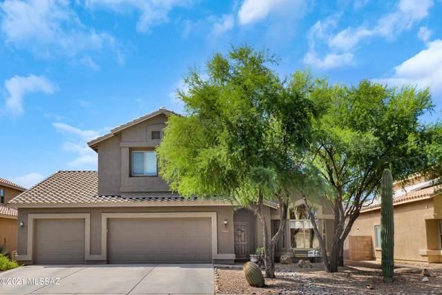 7705 W Taltson Drive, Tucson, AZ 85743 (#22125126) :: Kino Abrams brokered by Tierra Antigua Realty