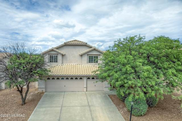 1708 W Lost Moon Court, Oro Valley, AZ 85737 (#22125238) :: Elite Home Advisors   Keller Williams