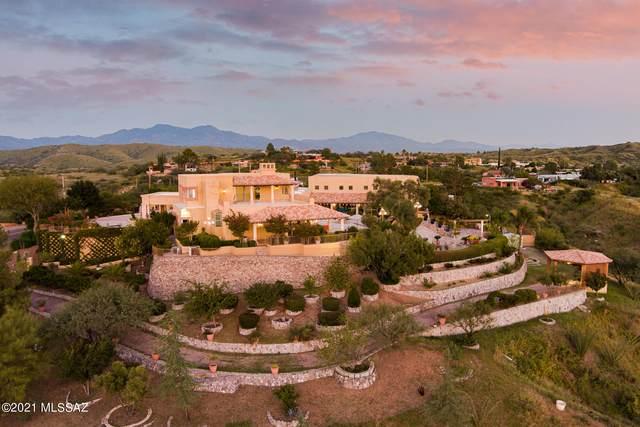 1295 N Royal Road, Nogales, AZ 85621 (#22125244) :: Long Realty - The Vallee Gold Team