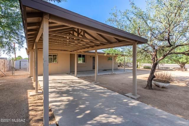 965 W Calle Alvord, Tucson, AZ 85706 (#22125248) :: Tucson Real Estate Group