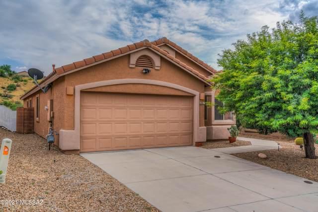60813 E Silky Mane Drive, Tucson, AZ 85739 (#22125254) :: The Local Real Estate Group   Realty Executives