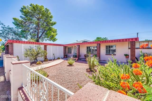 2558 E Eastland Street, Tucson, AZ 85716 (#22125261) :: Kino Abrams brokered by Tierra Antigua Realty