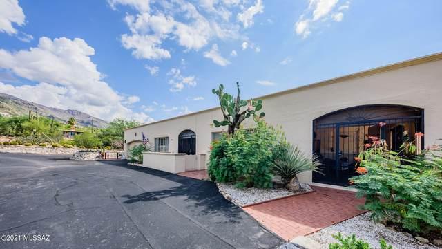 6611 N Saint Andrews Drive, Tucson, AZ 85718 (#22125269) :: Kino Abrams brokered by Tierra Antigua Realty