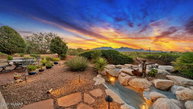 2255 S Buried Rock Place, Green Valley, AZ 85614 (#22125270) :: The Crown Team