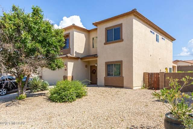 8225 S Placita Gijon, Tucson, AZ 85747 (#22125279) :: Kino Abrams brokered by Tierra Antigua Realty