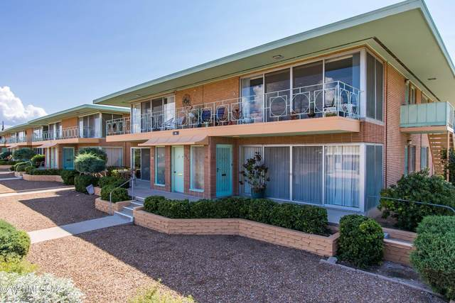3000 E 6Th Street A4, Tucson, AZ 85716 (#22125288) :: Long Realty - The Vallee Gold Team