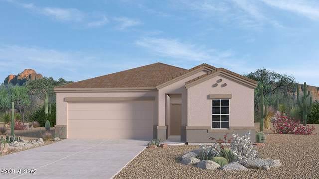 9306 N Creosote Rain Drive W, Marana, AZ 85653 (#22125290) :: Long Realty - The Vallee Gold Team
