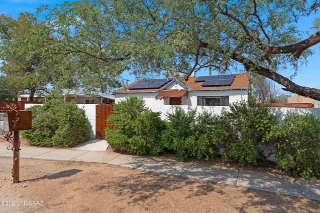 1201 E Mitchell Street, Tucson, AZ 85719 (#22125291) :: Long Realty - The Vallee Gold Team