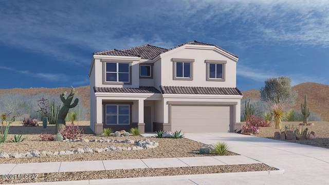 9314 N Creosote Rain Drive W, Marana, AZ 85653 (#22125293) :: Long Realty - The Vallee Gold Team