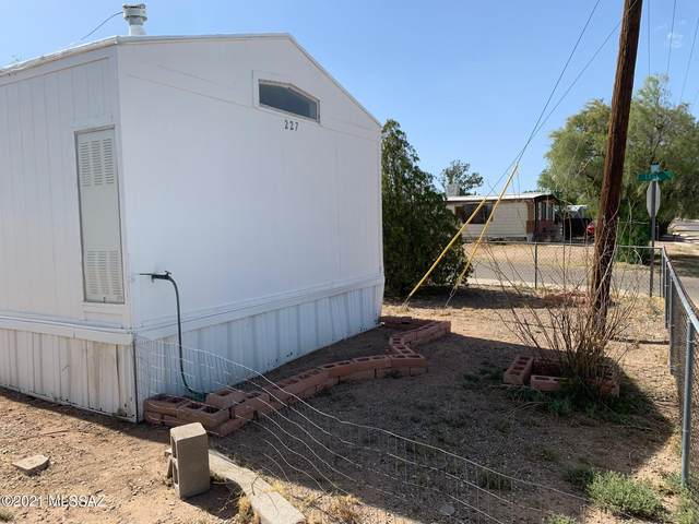 227 N County Road, Benson, AZ 85602 (#22125298) :: Long Realty - The Vallee Gold Team