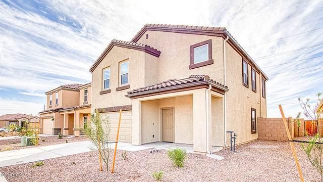 9320 N Creosote Rain Drive W, Marana, AZ 85653 (#22125303) :: Long Realty - The Vallee Gold Team