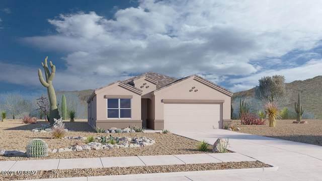 9326 W Creosote Rain Drive W, Marana, AZ 85653 (#22125306) :: Long Realty - The Vallee Gold Team