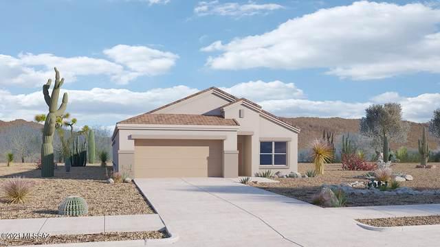 9334 N Creosote Rain Drive W, Marana, AZ 85653 (#22125311) :: Long Realty - The Vallee Gold Team