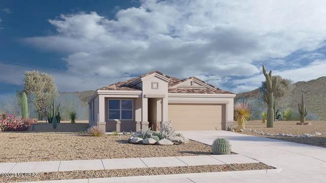 9342 W Creosote Rain Drive W, Marana, AZ 85653 (#22125313) :: Long Realty - The Vallee Gold Team