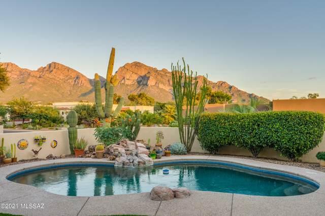 21 E Loch Lomond Place, Oro Valley, AZ 85737 (#22125325) :: Elite Home Advisors | Keller Williams
