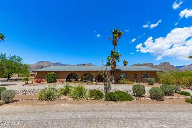 8247 E Rawhide Trail, Tucson, AZ 85750 (#22125330) :: Long Realty - The Vallee Gold Team