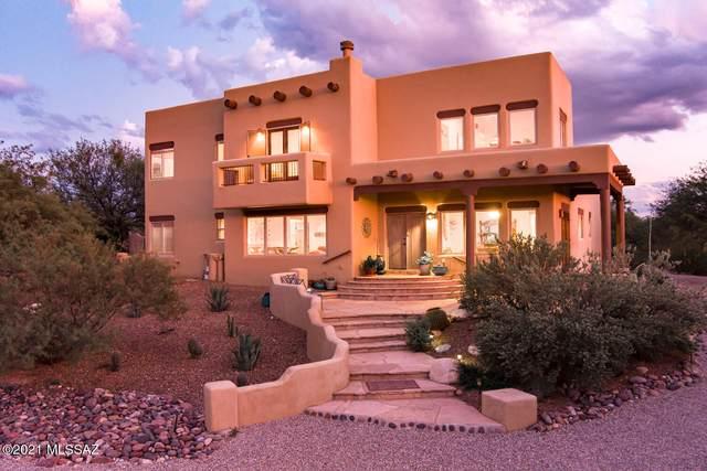 3391 N Bear Canyon Road, Tucson, AZ 85749 (#22125348) :: Elite Home Advisors | Keller Williams