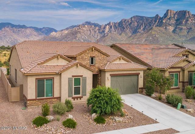 11716 N Silverwood Drive, Oro Valley, AZ 85737 (#22125368) :: Elite Home Advisors | Keller Williams