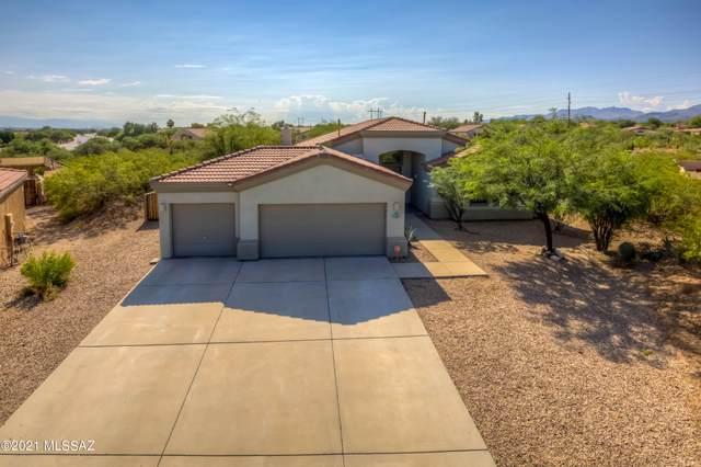 6717 W Placita Laguna Niguel, Tucson, AZ 85743 (#22125370) :: Long Realty - The Vallee Gold Team