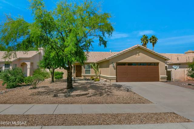 7078 W Amarante Drive, Tucson, AZ 85743 (#22125400) :: Long Realty - The Vallee Gold Team
