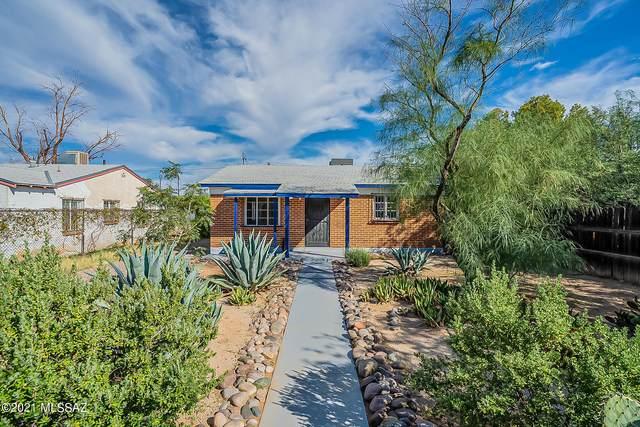 1331 E Silver Street, Tucson, AZ 85719 (#22125402) :: Kino Abrams brokered by Tierra Antigua Realty