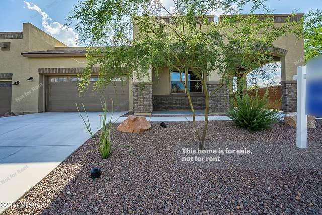 13161 N Humphreys Peak Drive, Oro Valley, AZ 85755 (#22125407) :: The Dream Team AZ
