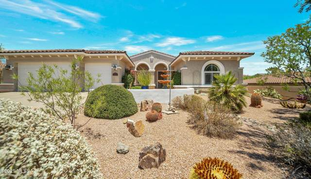708 W Burntwater Drive, Oro Valley, AZ 85755 (#22125462) :: Kino Abrams brokered by Tierra Antigua Realty