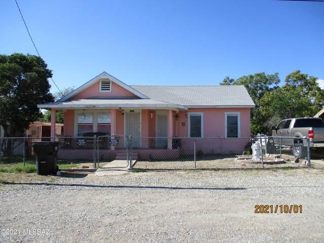 216 N Austin Boulevard, Willcox, AZ 85643 (#22125463) :: Long Realty - The Vallee Gold Team