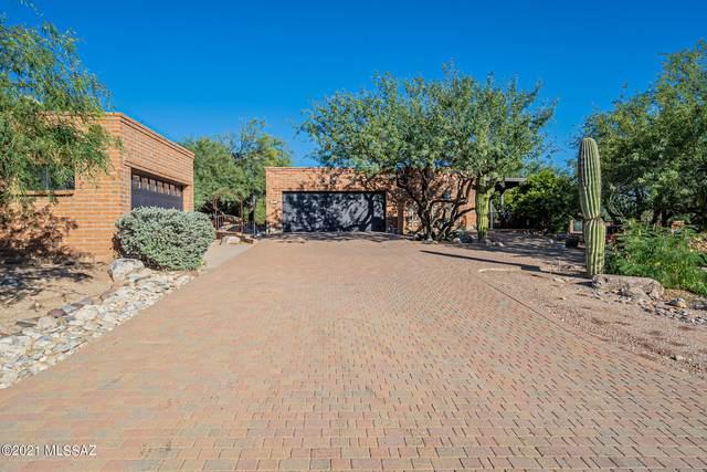 6928 N Mercer Spring Place, Tucson, AZ 85718 (#22125473) :: Gateway Partners International
