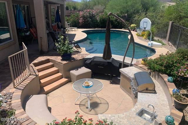7889 N Blakey Lane, Tucson, AZ 85743 (#22125483) :: Kino Abrams brokered by Tierra Antigua Realty