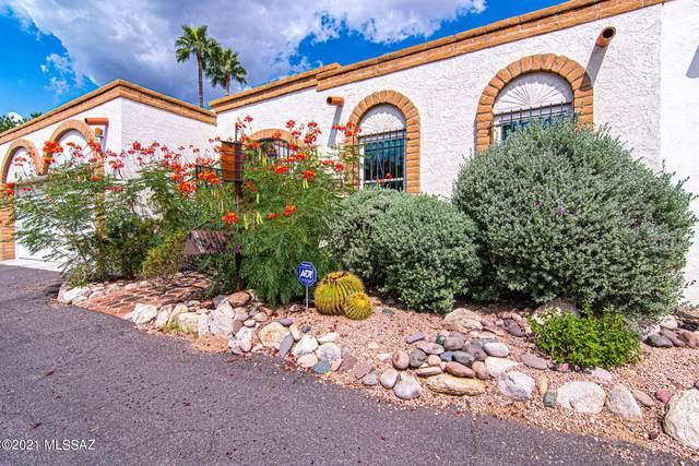 5864 N Placita Esplendora, Tucson, AZ 85718 (#22125503) :: Gateway Partners International