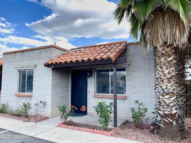 211 W Roger Road #14, Tucson, AZ 85705 (#22125514) :: The Local Real Estate Group   Realty Executives